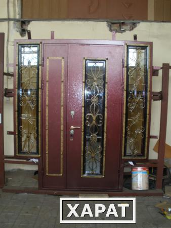 Купить двери входные сочи
